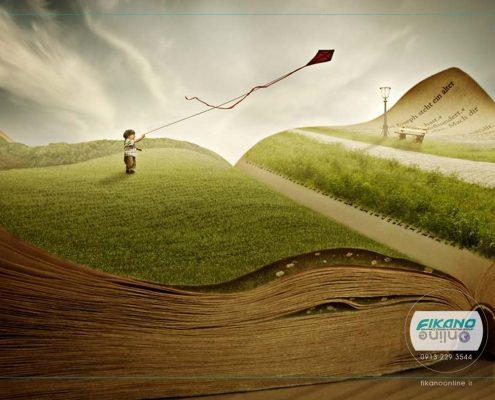 ایده های خلاق طراحی تصویر در سایت فیکانو آنلاین