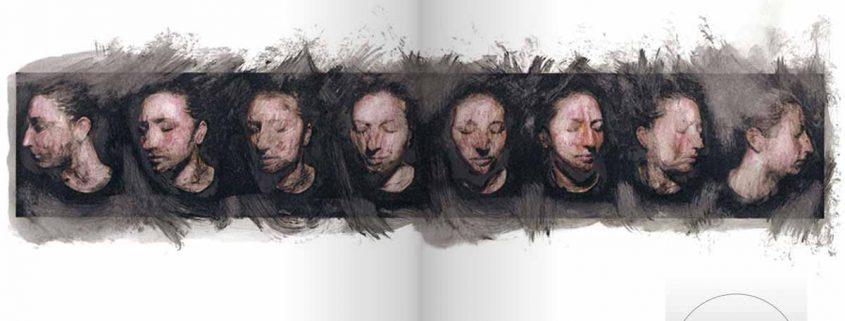 سفارش طراحی چهره در حالت های مختلف - وب سایت فیکانو آنلاین www.fikanoonline.ir